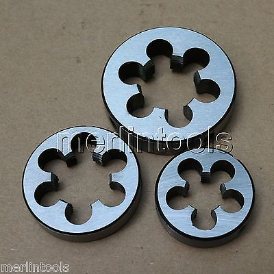 65mm X 1.5 Metric Right Hand Thread Die M65 X 1.5mm Pitch Tools Tap & Die