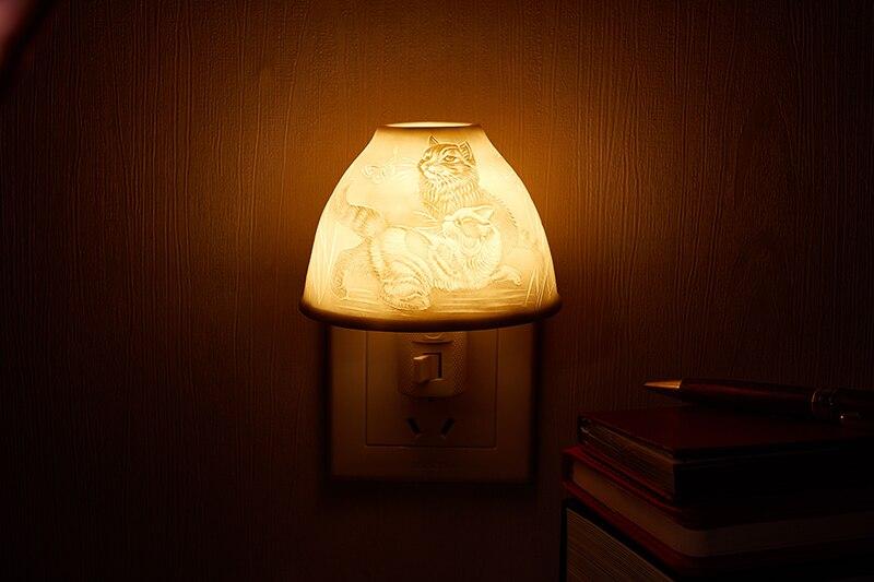 Luzes noturnas
