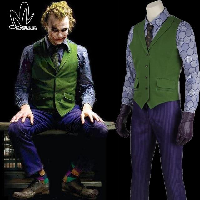 halloween costumes for men joker Jacket Batman The Dark Knight ...