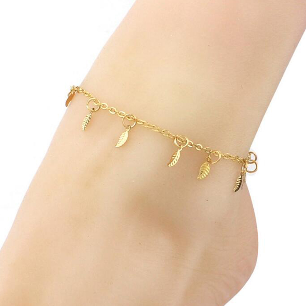 Online Buy Wholesale feather ankle bracelet from China ...