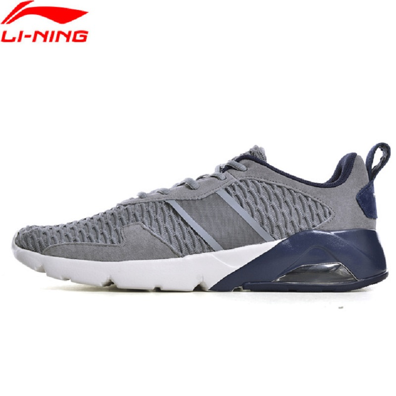 Li-Ning 2018 Men Sports Life Walking Shoes Wearable Anti-Slippery Li Ning Comfortable Sport Shoes Breathable Sneakers GLKN027 li ning outdoor sports life series wear resisting breathable young steady sport shoes sneakers walking shoes men alck021 xmr1052