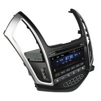 2 din 8 Android 8.1 Car Radio DVD GPS Multimedia Head Unit for Chevrolet Cruze 2013 2014 20152GB RAM Bluetooth WIFI Mirror link