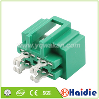 Gratis verzending 2 sets 4pin automotive kabelboom kabel elektrische pin plug connector