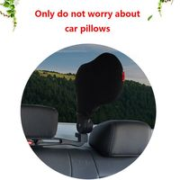 Car Travel Head Rest Can Be Any Rotation Vehicle Head Car Sleep Side Pillow Cross Border Vehicle Neck Pillow Y5GF