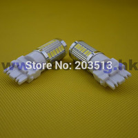 100pcs/lot high quality Auto car led T25 3157 33 leds smd 5630 33smd led turn light white bulb amber Free shipping
