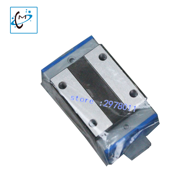 Hot sale Versacamm 3308 inkjet printer block slider JHF vista large format printer  linear guide block leopard bearing hot sale konica 512i 1024 print head optical data cable fiber cable for versacamm leopard jhf vista outdoor inkjet printer