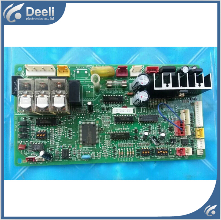 Подробнее о 95% new good working for air conditioning computer board BB00N243B control board on sale 95% new good working for mitsubishi air conditioning computer board 3p 5p bb00n243b on sale