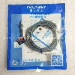 Image 3 - Interruptor con Sensor de proximidad M4, M5, M6, 3 cables, DC10 30V, 500HZ, 100mA, distancia de detección, 1mm, NPN/PNP, 5 uds.
