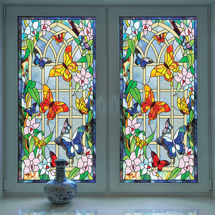 Popular Butterfly Window Clings Buy Cheap Butterfly Window