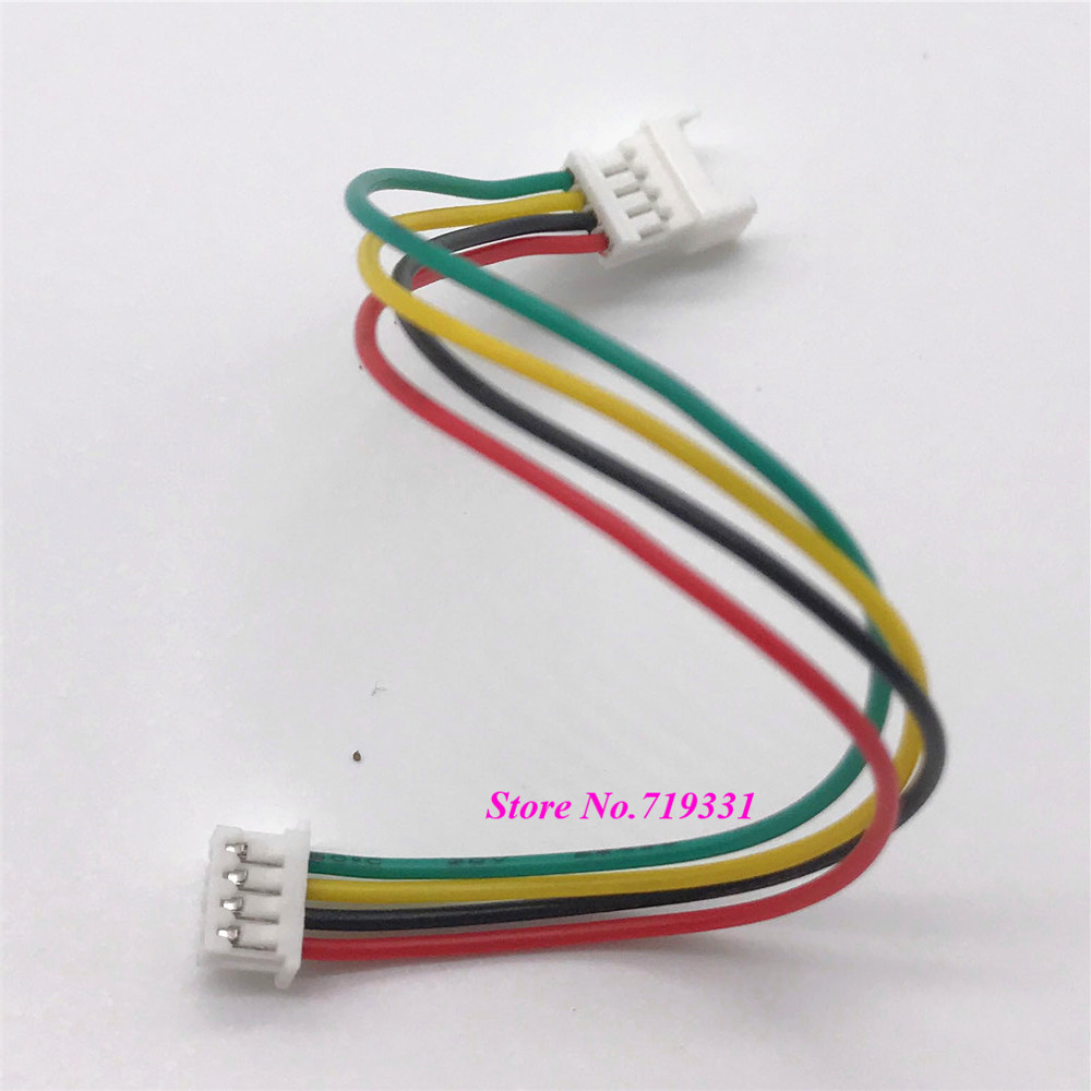 10pcs 1.25mm PicoBlade 4Pin Male to Female Housing Connector ...