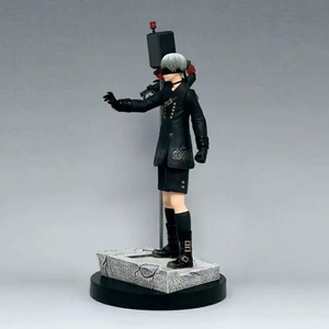 Image 5 - Tronzo 액션 figrue 15 cm nier automata 그림 pvc 9 s 2b 그림 장난감 yorha no. 2 type b 소년을위한 collectible model 선물