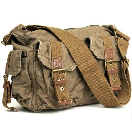 2017 Cooler Bag Lunch Women Messenger Bags S Men Canvas Leather Hobo Knapsack Satchel