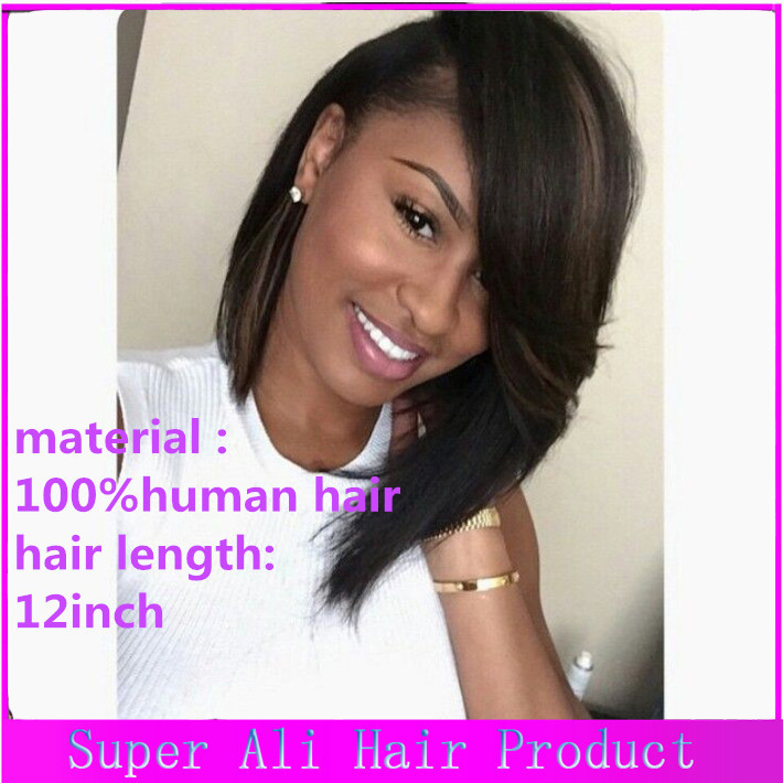 Bobs for black hair 2015 100 images hairstyles black hair 2014 bobs for black hair 2015 2015 7a lace human bob wigs for black glueless lace urmus Image collections