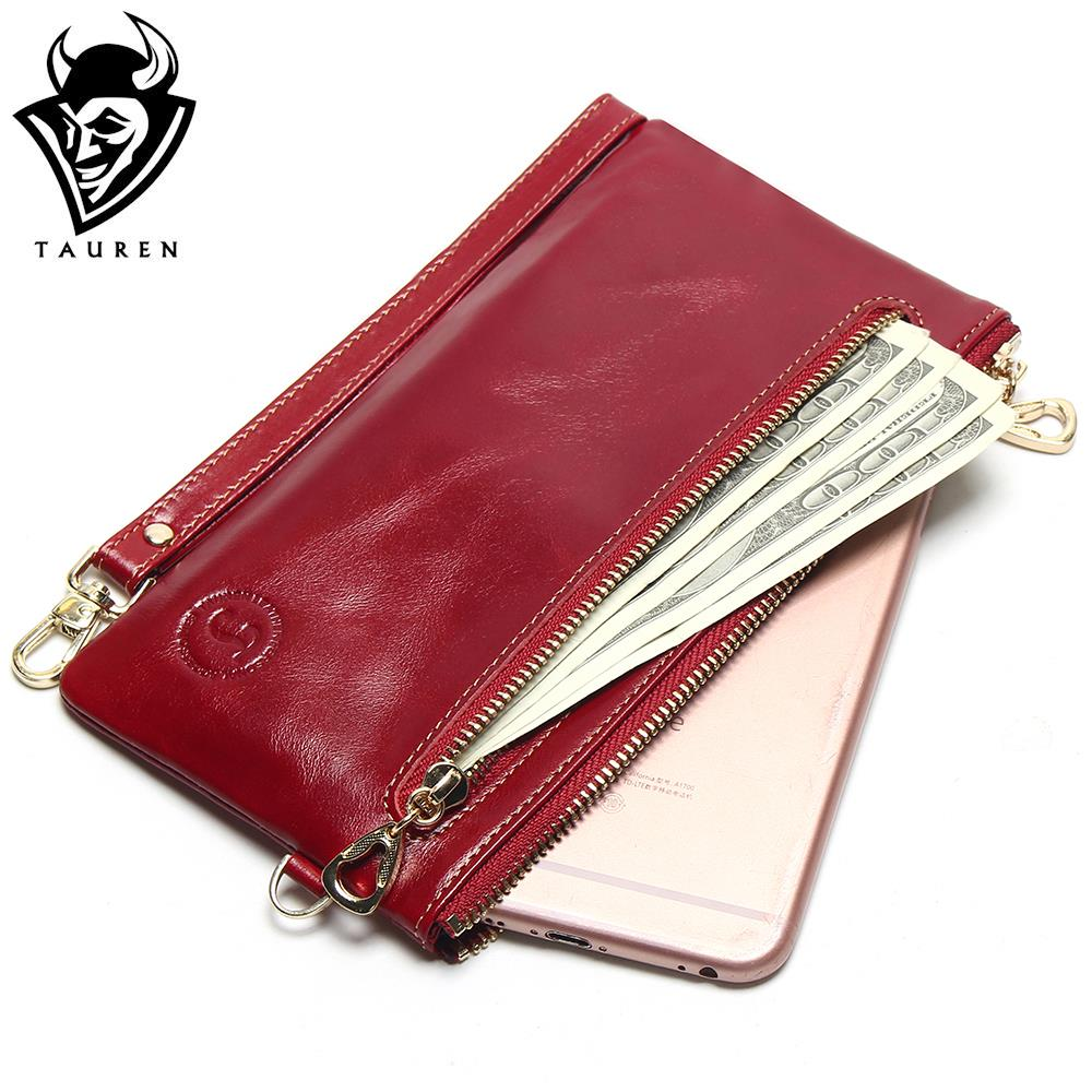2015 New Women S Slim Wallets Mini Small Handbag Leather Simple Leather Hand Grasping Coin Purse