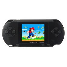 3 inch 16 Bit Portable PXP3 Handheld Video Game Players SLIM Games Retro Video Console with 160 kinds of Games + Game Card