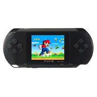 3 Inch 16 Bit Portable PXP3 Handheld Video Game Players SLIM Games Retro Video Console With