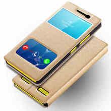 Роскошный pu кожаный Чехол для Lenovo K3 K30-T 5 «K 3 6000 6010 Крышка Для Lenovo A6010 Plus телефон сумка Бесплатный номер для отслеживания