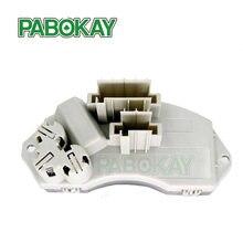 64119146765 de 64116927090 ventilador Motor calentador de resistencia de controlador de velocidad para BMW Serie 3 X5 X6 E87 E81 E88 E91 E90 E92