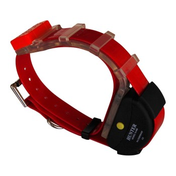 Waterproof Dog Training Collar with GPS Tracker and Rechargeable Battery Suitable for Hunting