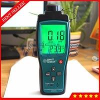 Ar8600l большой ЖК дисплей Дисплей HCHO анализатор профессиональные Портативный формальдегида метр детектор звука световой сигнализации функц