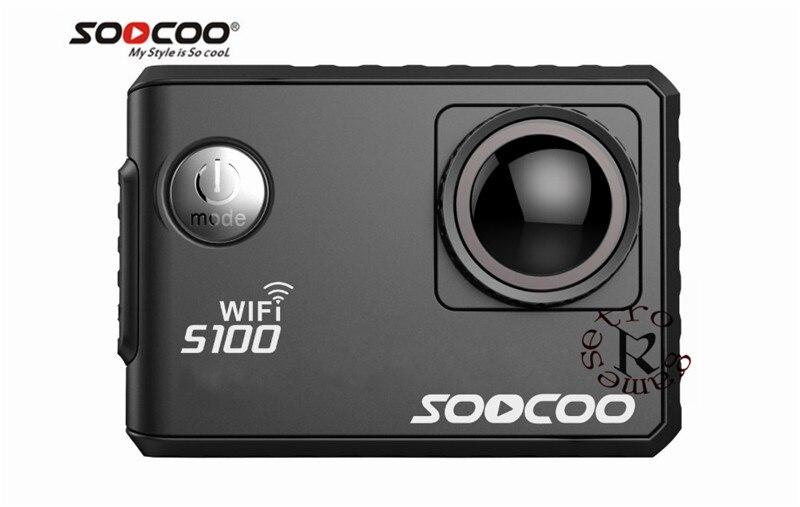 SOOCOO S100 S100PRO 4 k UHD Wifi Sport 2