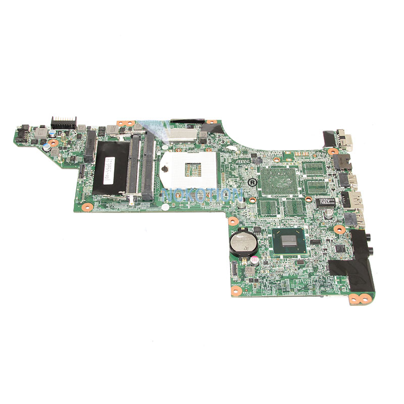 все цены на NOKOTION DA0LX3MB8F0 633555-001 Main Board for HP Pavilion DV6 DV6-4000 Laptop Motherboard HM65 DDR3