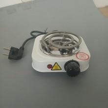 220 V 500 Watt Shisha Brenner elektroherd Kochplatte küche tragbare kaffee heizung