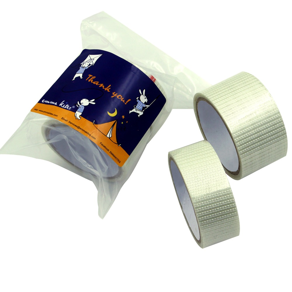 Free-Shipping-35cm-Width-Transparent-Kite-Repair-Tape-Waterproof-Ripstop-DIY-Awning-Adhesive-5