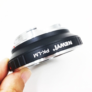 Image 5 - NEWYI PK LM ペンタックス Pk K レンズ L eica ML/M M9 M8 M7 M6 & TECHART LM EA 7 カメラレンズリングアクセサリー