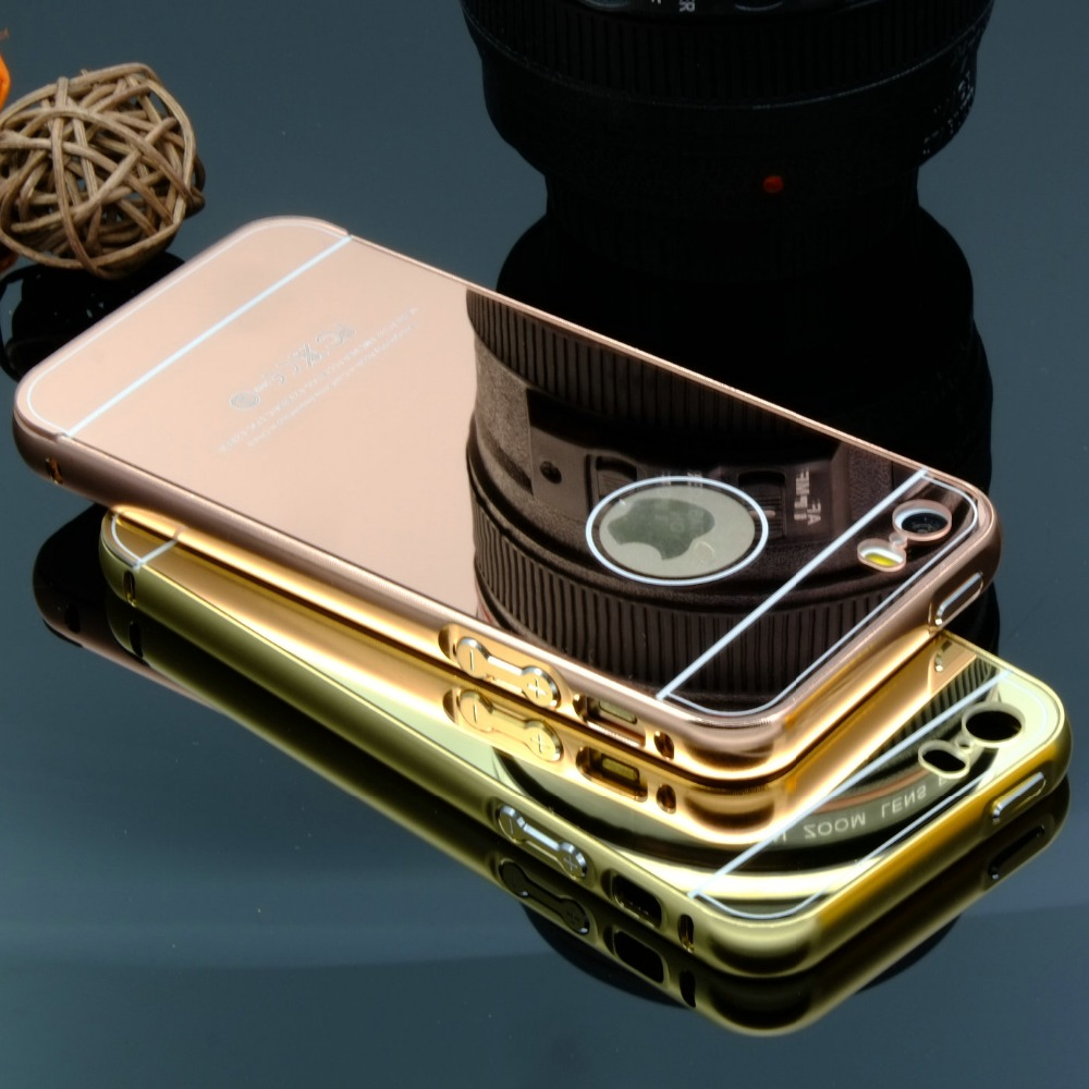 Online get cheap aluminium iphone 5 for Coque iphone 5 miroir