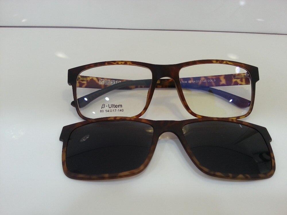 Hohe Qualität Ultem Leichteste Myopie Gläser Polarisierte ...