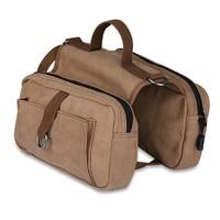 New 2016 Hot Pet Outdoor Large Dog Bag Carrier Backpack For Hiking Saddle Bags Dog Travel
