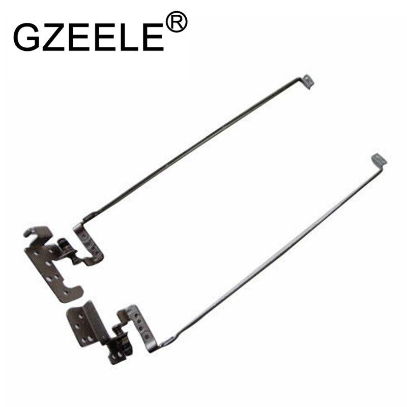 GZEELE new for Acer Aspire E1-731 E1-771 E1-772 V3-731 V3-771 V3-772 LCD Hinges Left + Right P/N 13N0-7NM0202 13N0-7NM0102 HINGE светильник подвесной n light n light 731 731 01 56ac