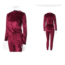 KAYWIDE 2017 Women Sets Series Fashion Home Wear Autumn New Style Long Tracksuit For Women A16901