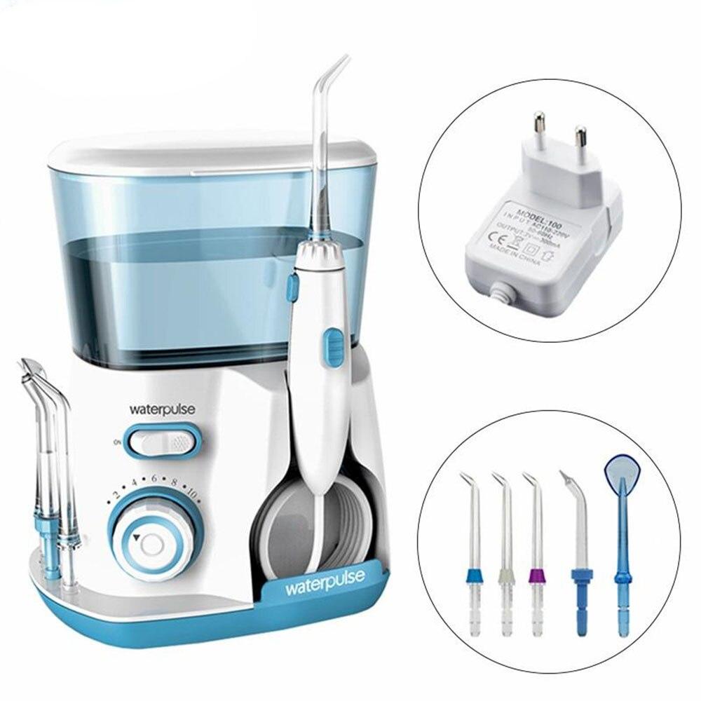 V300 Professional Dental Flosser 800ml Oral Hygiene Dental Floss For Family Daily Oral Care