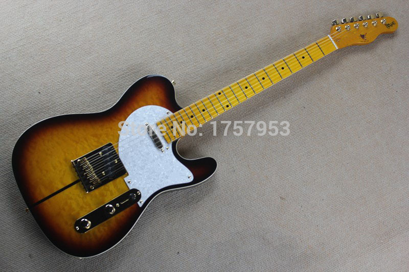 Free shipping Factory Custom Shop 100% New Arrival TL Electric Guitar Merle Haggard Signature Tuff Dog Excellent Quality 115