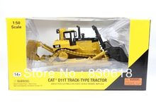 Norscot CAT D11T Track-Type Tractor with Metal Tracks, 1:50 Scale, 55212 Construction vehicles toy
