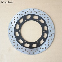 Wotefusi Front Brake Rotor Disc For Yamaha TZR 50 SRV 250 XV 125 250 750 1100 Virago 1994 95 96 97 98 1999 [PA194]