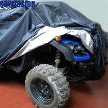 Polaris RZR 900 800 RZR1000 Sportsman ATV чехол для велосипеда универсальный 190T Водонепроницаемый Мотоцикл Скутер Kart мотоциклетные чехлы