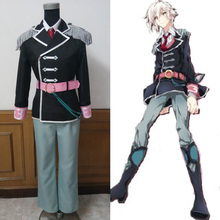 IDOLiSH7 Trigger Ten Kujyou Cosplay Costume Halloween Uniform Outfit