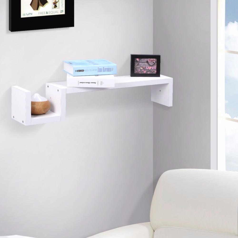 tienda online finether moderna creativa en forma de s repisa flotante soporte de pared estante estantera estante de exhibicin soportes y bastidores de
