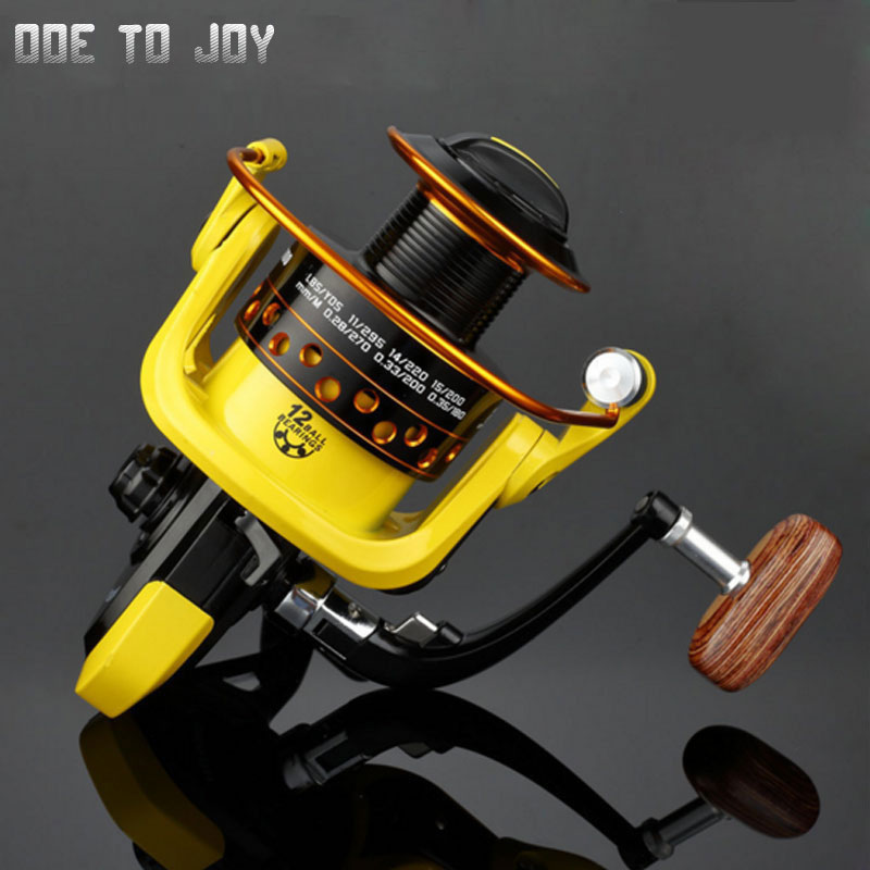 New 2016 German technology font b Fishing b font Reel 12BB 1000 7000 spinning reel carpa