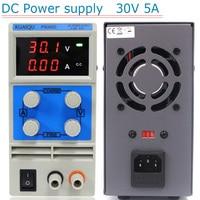 Switch laboratory DC power supply 30V 5A 0.1V 0.01A Single phase adjustable SMPS Digital voltage regulator Mini DC Power Supply