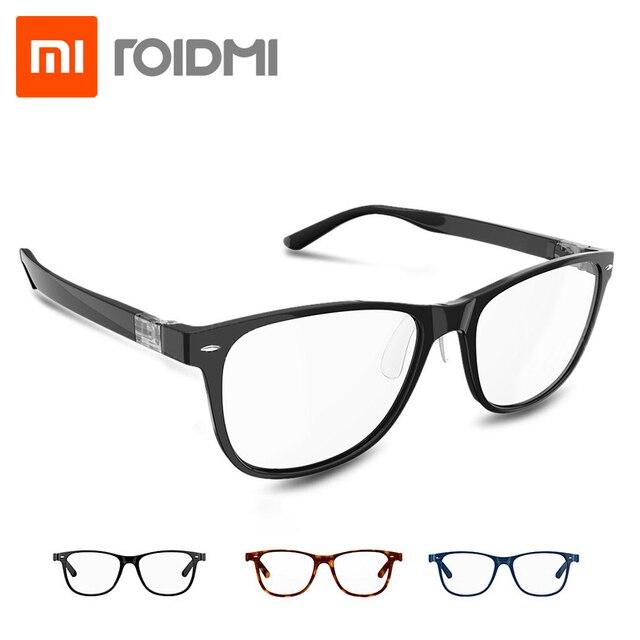 bfd85dfb5d Gafas protectoras anti-luz azul Xiaomi ROIDMI B1 Gafas con lentes ópticas  de resina HOYA