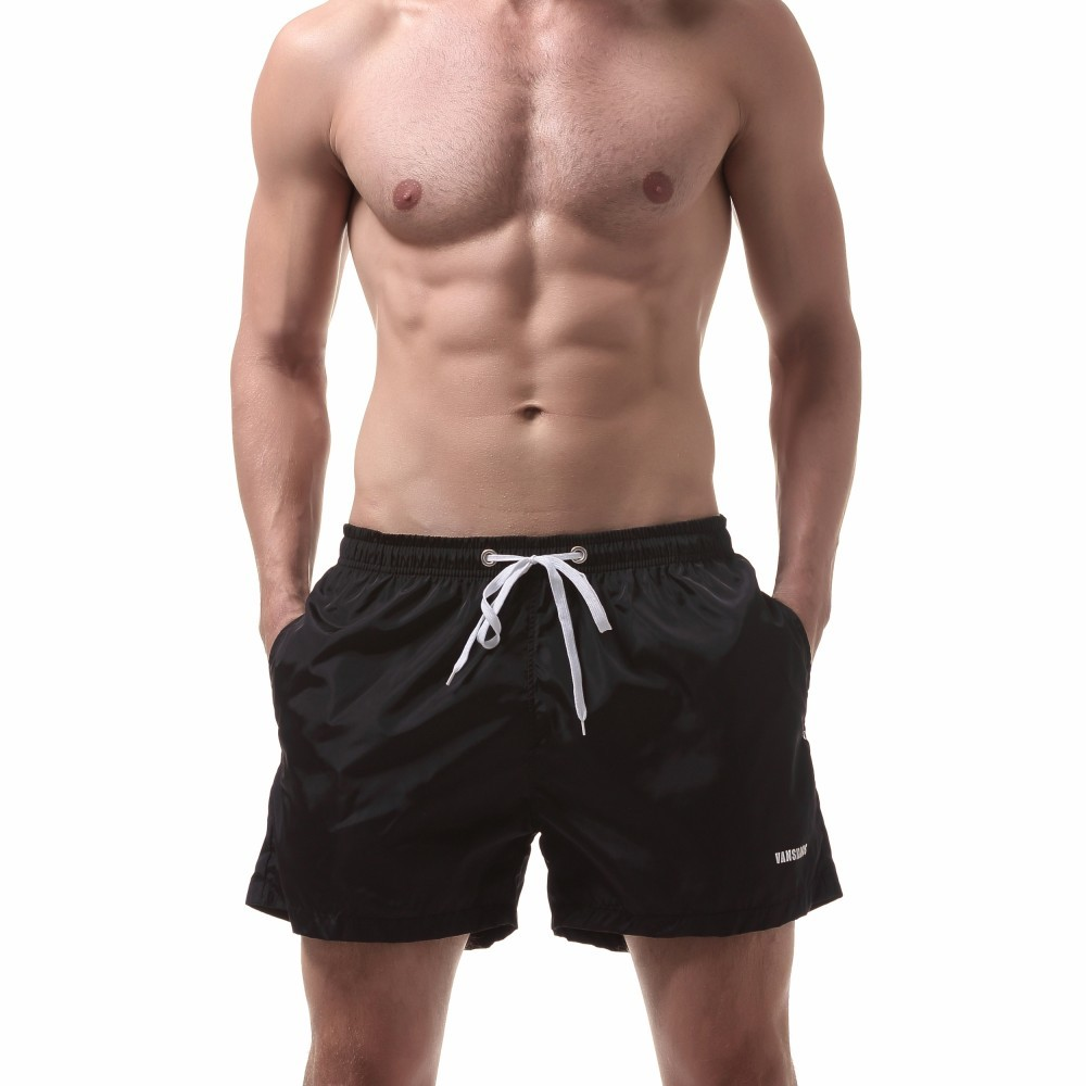 CHAMSGEND   Board     Shorts   Drawstring Quick Dry Swimming Trunks Men Swimwear Beach Surfing   Shorts   Solid   Shorts   joggers praia 14JAN13
