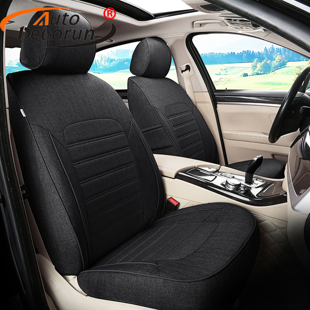 Autodecorun  Perfect Fit Covers Car Seats For Ford Edge  Seat Covers For Cars