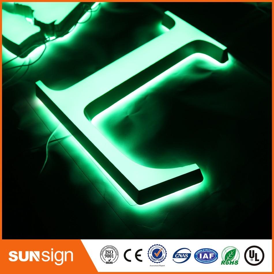 Wholesale Acrylic Letter Light Advertising Led The Letter