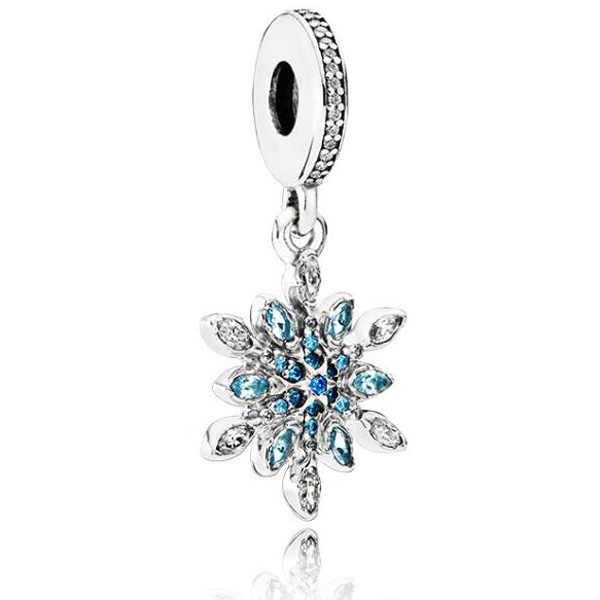 Maxi Small Elephant Fish Tree Crystal Flowers Hamsa Hand Beads Charms Fit Pandora Bracelets & Bangles for Women DIY Jewelry Gift