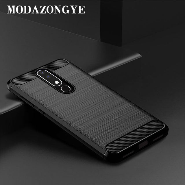 new product ed8f1 25409 US $2.73 30% OFF|For Nokia 3.1 Plus Case Nokia 3.1 2018 Case Silicone Back  Cover Phone Case For Nokia 3.1 Plus 3.1Plus TA 1113 TA 1115 TA 1118 -in ...