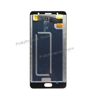 Image 5 - LCD Ekran Samsung J7 MAX Ekran dokunmatik panel sayısallaştırıcı Meclisi Yedek Parçalar SAMSUNG G615 LCD ekran